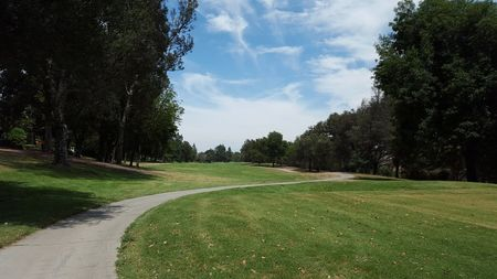 Overview of golf course named Upland Golf Club