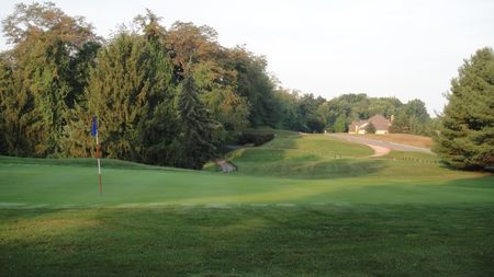 Overview of golf course named Westwinds Golf Club