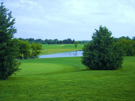 Wetlands Golf Club, The Cover Picture