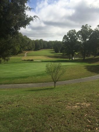 White Plains Golf Course Cover Picture