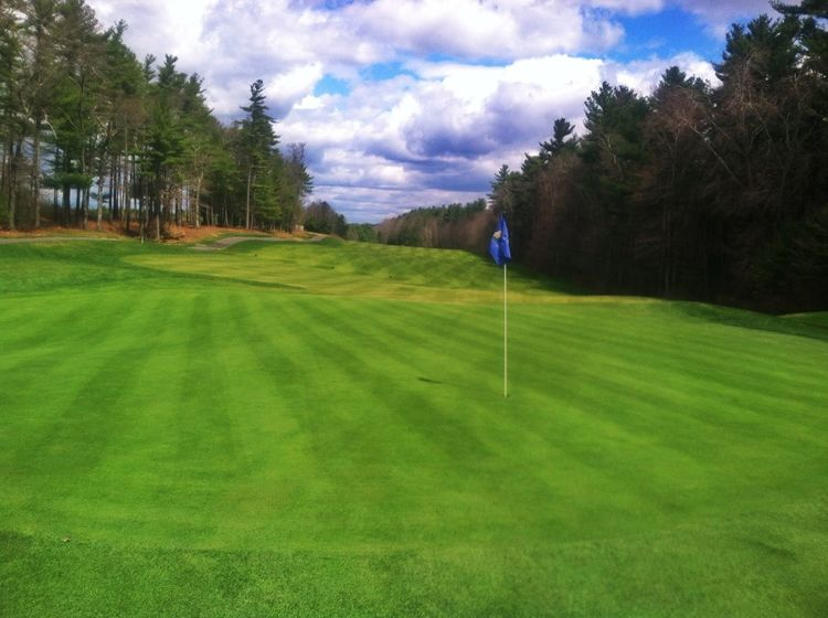 Acushnet river valley golf course cover picture