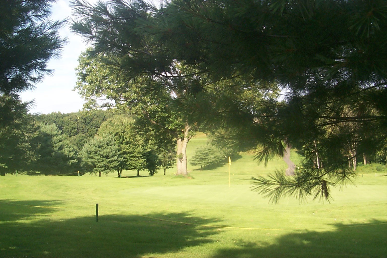 Agawam municipal golf course cover picture