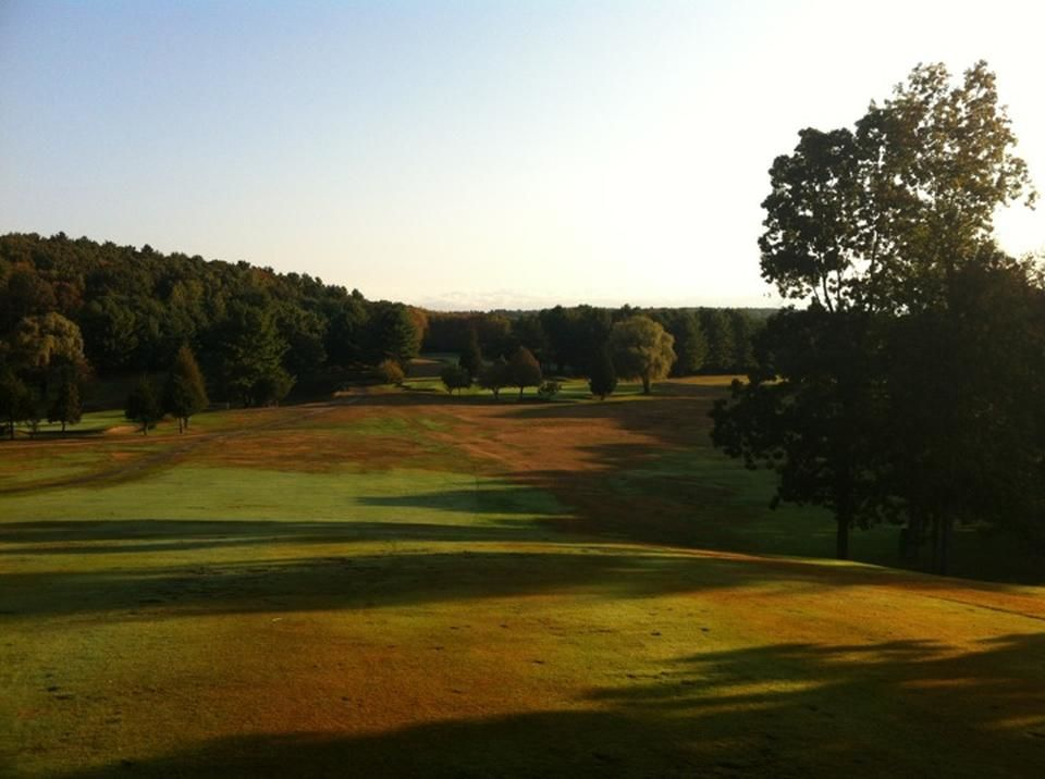 Amesbury golf and country club cover picture