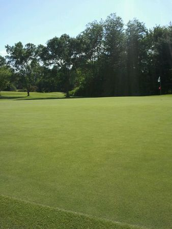 Amherst Golf Club Cover Picture