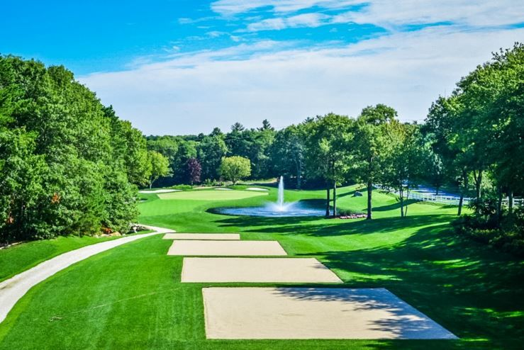 Ballymeade country club cover picture