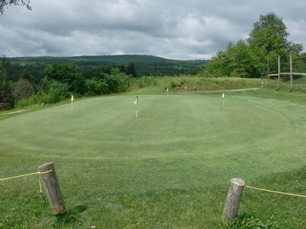 Bas ridge golf course cover picture