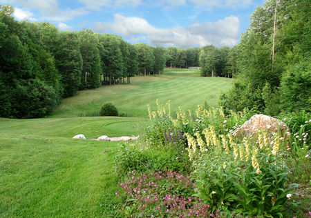 Blissful Meadows Golf Club Cover