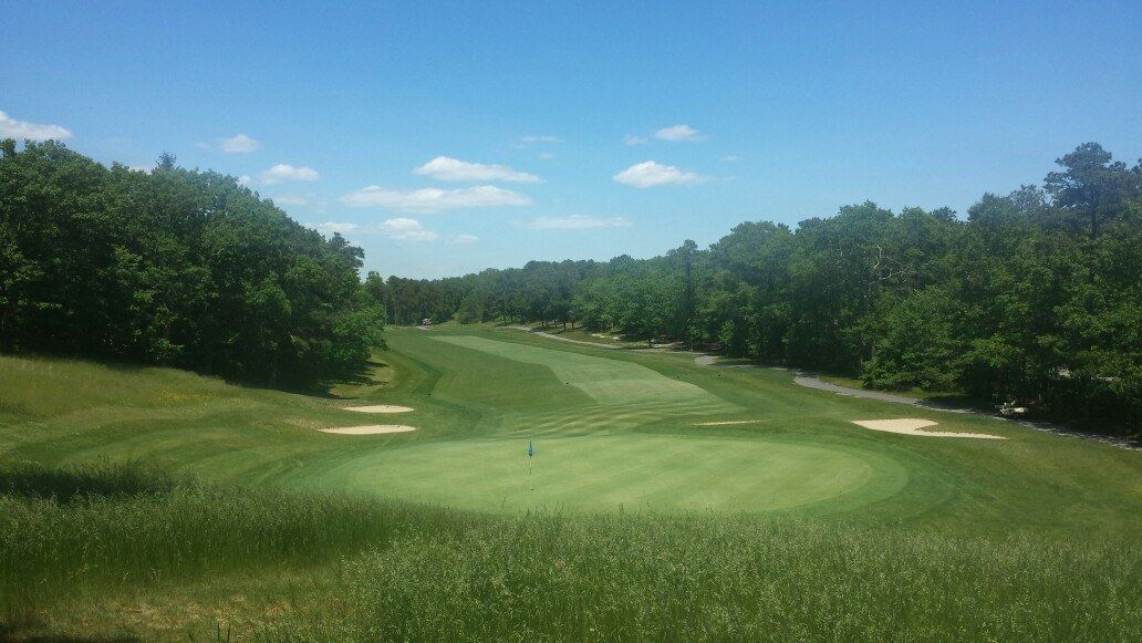 Cape cod country club cover picture