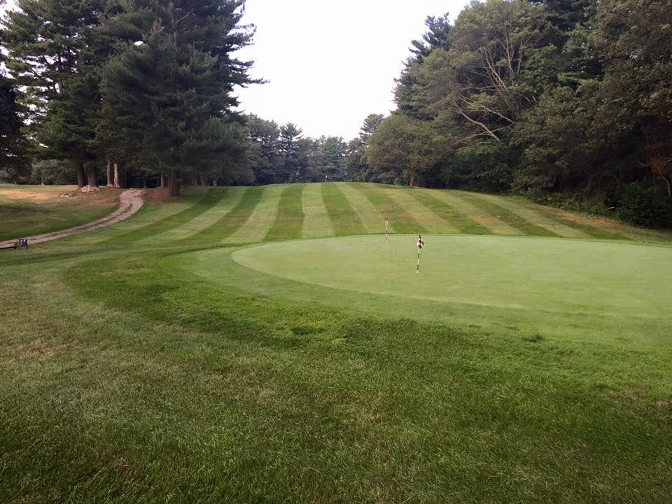 Cedar hill golf club cover picture