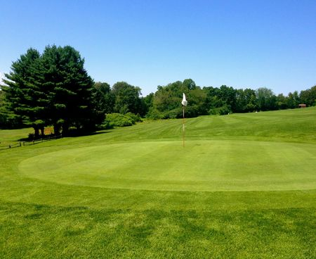 Cherry Hill Golf Course Cover