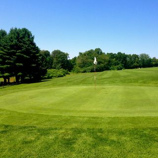 Cherry hill golf course cover picture