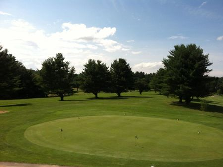 Egremont Country Club Cover Picture