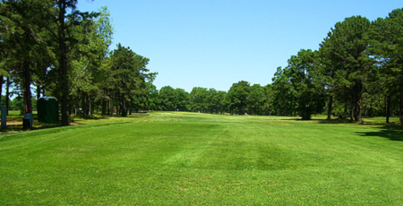 Falcon Golf Course Cover Picture