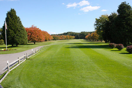 Green Harbor Golf Club Cover Picture