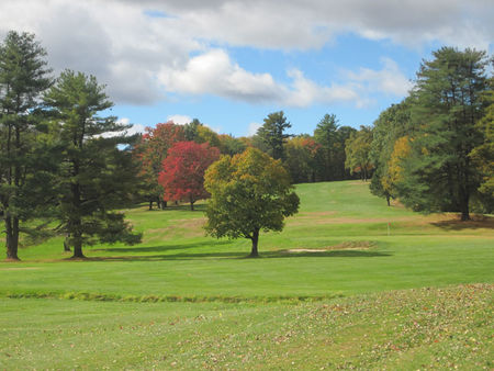 Holyoke Country Club Cover