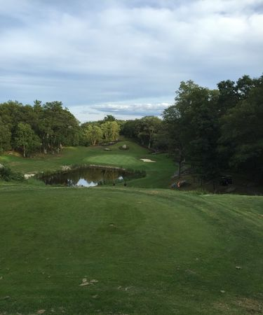 Larry Gannon Municipal Golf Course Cover