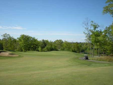 Ledges Golf Club Cover Picture