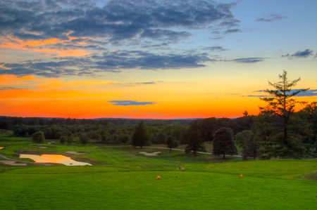 Merrimack golf course cover picture