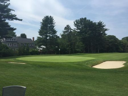 Needham Golf Club Cover Picture