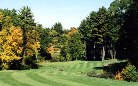 New England Country Club, The Cover