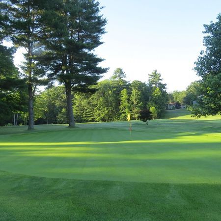 Overview of golf course named Northampton Country Club