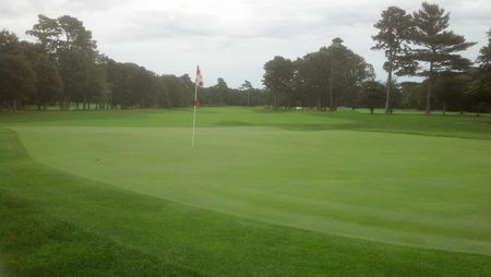 Olde Barnstable Fairgrounds Golf Club Cover Picture