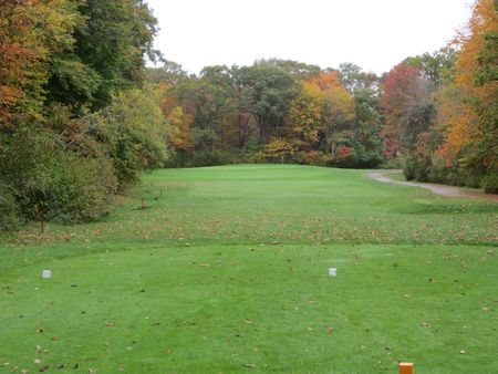 Overview of golf course named Rockland Golf Course
