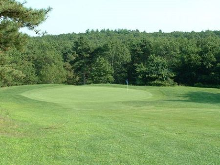 Sandwich Hollows Golf Club Cover Picture