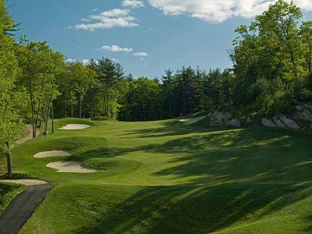 Shining Rock Golf Club Cover
