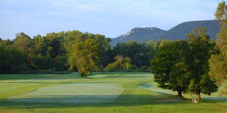Stockbridge Golf Club Cover Picture