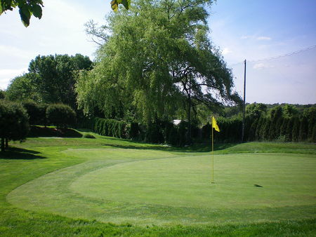 Stone Meadow Golf Cover
