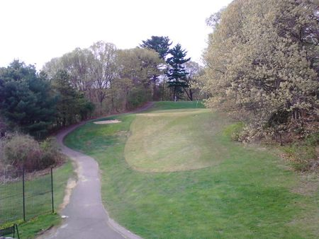 Stoneham Oaks Golf Course Cover Picture