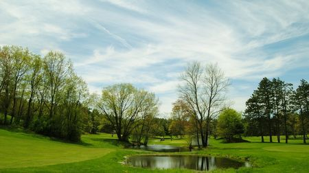 Twin Springs Golf Course Cover Picture