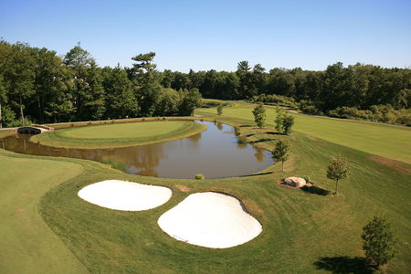 Overview of golf course named Weathervane Golf Club