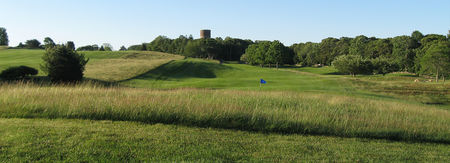 Woods Hole Golf Club Cover Picture