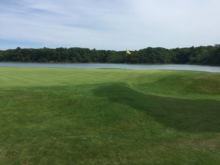 Overview of golf course named Abenaqui Country Club, Inc.
