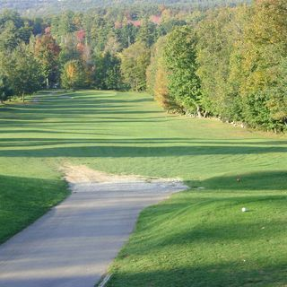 Apple hill golf club cover picture