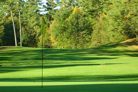 Beaver meadow golf course cover picture