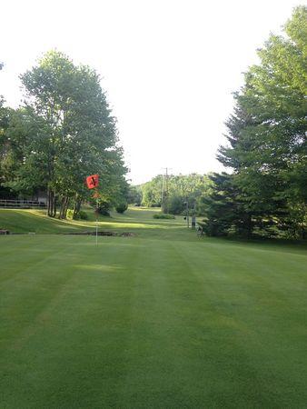 Bolduc park golf course cover picture