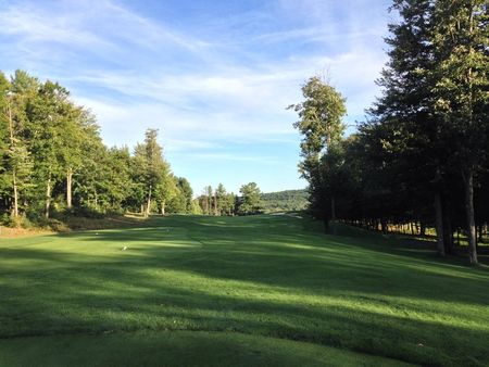 Overview of golf course named Canterbury Woods Country Club