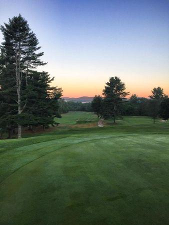 Den Brae Golf Course Cover