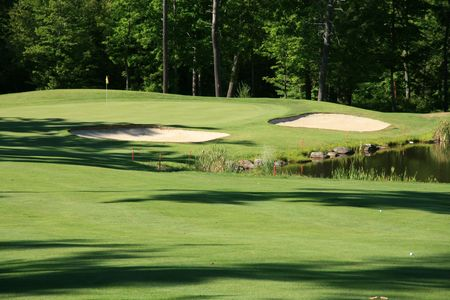 Kingswood golf club cover picture