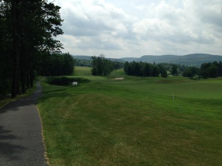 Montcalm golf club cover picture