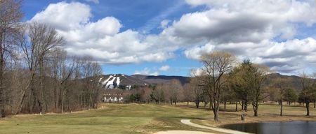 Overview of golf course named North Conway Country Club