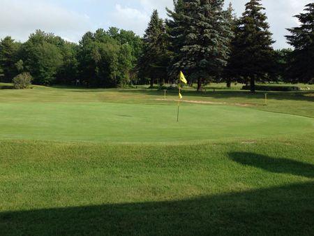 Oak Hill Golf Course Cover Picture