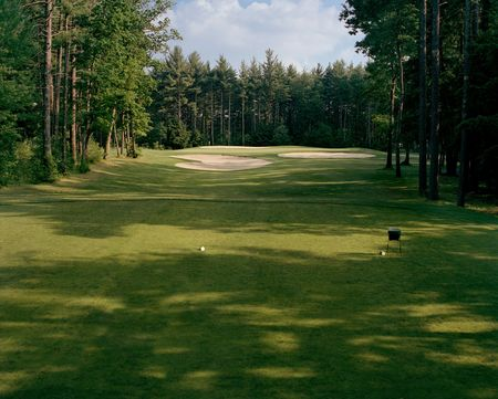 Souhegan woods golf club cover picture