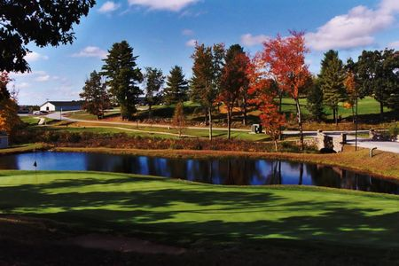 Stonebridge country club cover picture