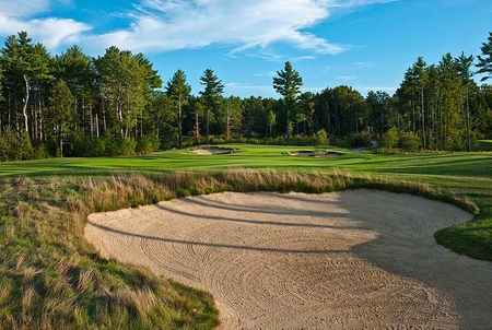 The golf club of new england cover picture