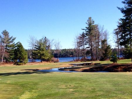 Twin lake village golf course cover picture
