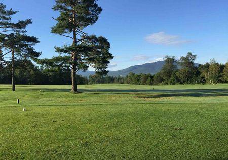 Waumbek Golf Club Cover